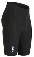 Louis Garneau Request Black Cycling Shorts Free Shipping