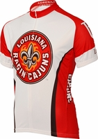 Louisiana Lafayette Ragin Cajuns Cycling Jersey