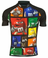 M&M's Windows Men's Cycling Jersey