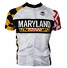 Maryland 2.0 Tall Exta Long Men's Cycling Jersey