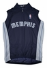 Memphis Grizzlies Away Sleeveless Cycling Jersey