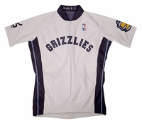 Memphis Grizzlies Cycling Jersey Free Shipping