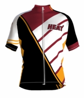 Miami Heat Aero Cycling Jersey