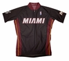 Miami Heat Away Cycling Jersey Free Shipping