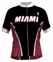 Miami Heat Cycling Gear