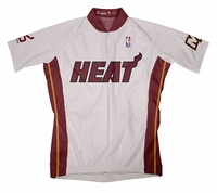 Miami Heat Cycling Jersey Free Shipping
