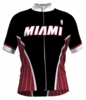 Miami Heat Wind Star Cycling Jersey