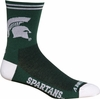 Michigan State Socks