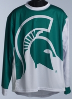 Michigan State Spartans Cycling Gear