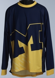 Michigan Wolverines Cycling Gear