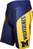 Michigan Wolverines Cycling Shorts