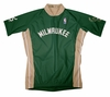 Milwaukee Bucks Away Cycling Jersey