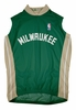 Milwaukee Bucks Away Sleeveless Cycling Jersey