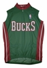 Milwaukee Bucks Away Sleeveless Cycling Jersey Free Shipping
