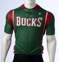 Milwaukee Bucks Cycling Jersey