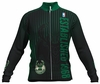 Milwaukee Bucks Retro Long Sleeve Cycling Jersey