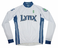 Minnesota Lynx Home Long Sleeve Cycling Jersey