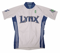 Minnesota Lynx Home Short Sleeve Cycling Jersey