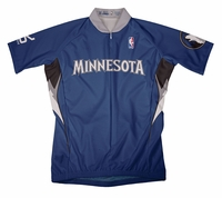 Minnesota Timberwolves Away Cycling Jersey