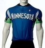 Minnesota Timberwolves Cycling Jersey
