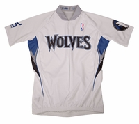 Minnesota Timberwolves Cycling Jersey Free Shipping