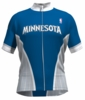 Minnesota Timberwolves Wind Star Cycling Jersey