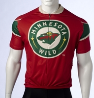Minnesota Wild Cycling Jersey