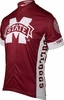Mississippi State Bulldogs Cycling Jersey