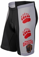 Montana Grizzlies Cycling Shorts