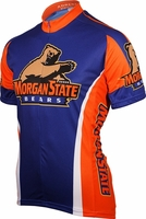 Morgan State Bears Cycling Jersey