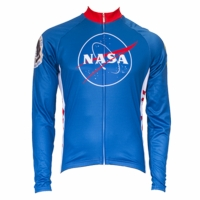 NASA Men's Thermal Cycling Jersey