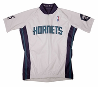NBA Charlotte Hornets Men's Short Sleeve Home Cycling Jersey