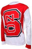 NC State Wolfpack Long Sleeved Bike Jersey