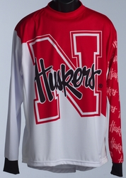 Nebraska Cornhuskers Cycling Gear