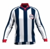 New England Revolution Long Sleeve Cycling Jersey