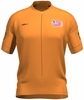 New England Revolution Lucky Orange Keeper Short Sleeve Cycling Jersey
