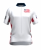 New England Revolution Secondary Short Sleeve Cycling Jersey