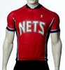 New Jersey Nets Cycling Jersey