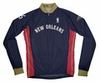 New Orleans Pelicans Away Long Sleeve Cycling Jersey Free Shipping