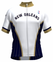 New Orleans Pelicans Wind Star Cycling Jersey