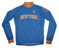 New York Knicks Away Long Sleeve Cycling Jersey Free Shipping