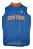 New York Knicks Away Sleeveless Cycling Jersey Free Shipping