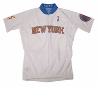 New York Knicks Cycling Jersey Free Shipping