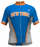 New York Knicks Wind Star Cycling Jersey