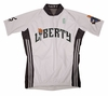 New York Liberty Home Short Sleeve Cycling Jersey