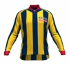 New York Red Bull Long Sleeve Cycling Jersey