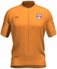 New York Red Bulls Lucky Orange Keeper Short Sleeve Cycling Jersey