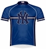 New York Yankees Cycling Jersey
