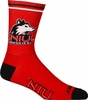 NIU Huskies Socks
