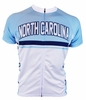 North Carolina Blue Cycling Jersey